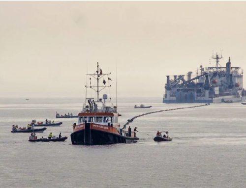 Verdens lengste sjøkabel