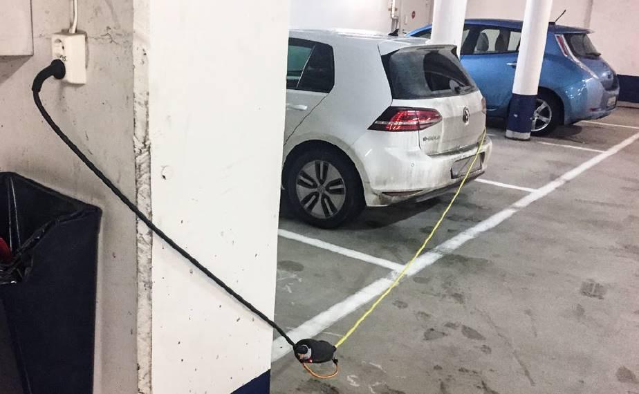 Frykter flere el-bil branner